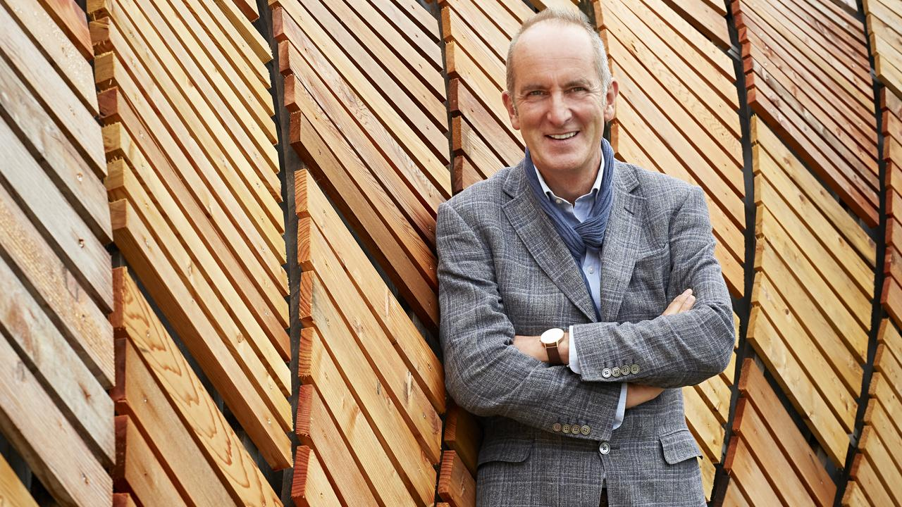 Grand Designs host Kevin McCloud says if there is a lesson we should take from COVID-19, it should be that architecture should connect not isolate people.