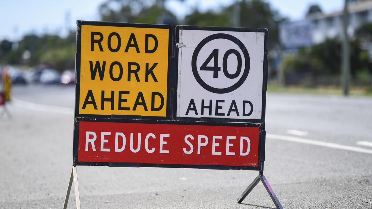 Generic Road Work Sign