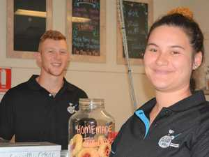 Gatton cafe thriving following mid-pandemic purchase