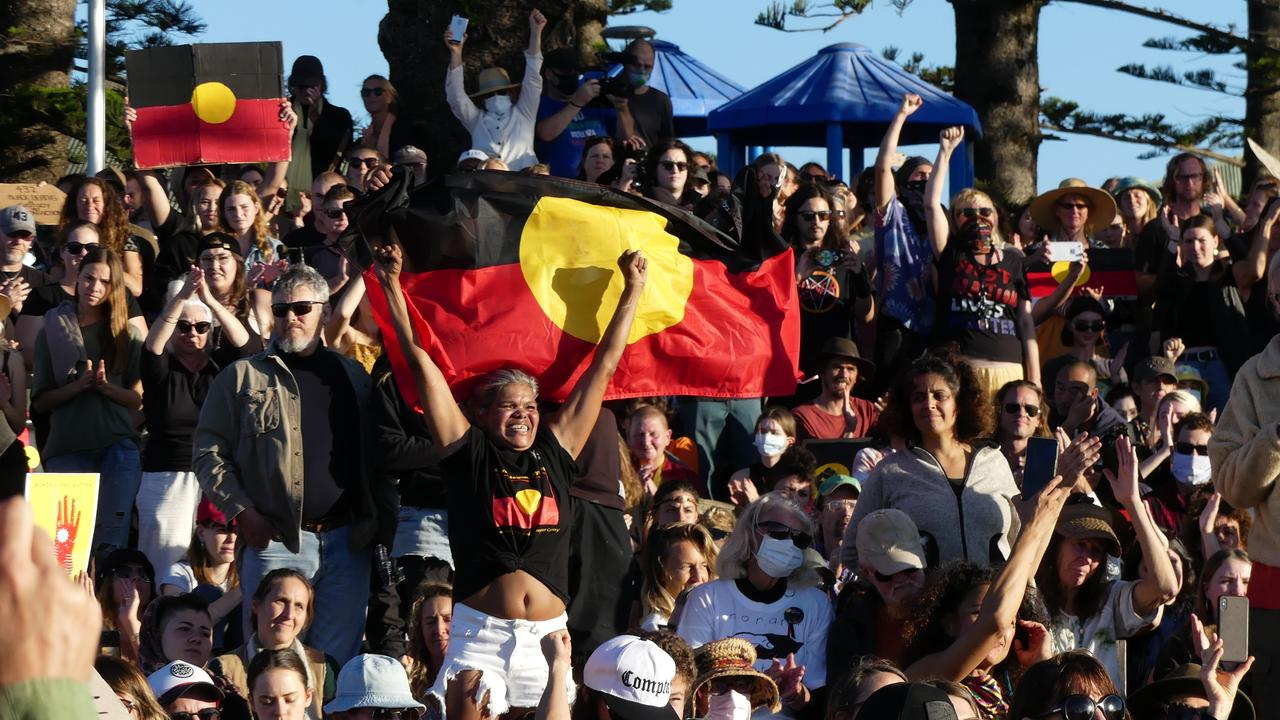 Thousands gathered to demand justice for the 432 Indigenous Australians who have died in custody since 1991.