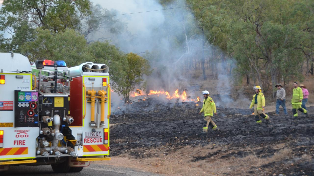 CONTROLLED BURN: QFES are undertaking a controlled burn in Gayndah as part of Operation Cool Burn. Picture: File