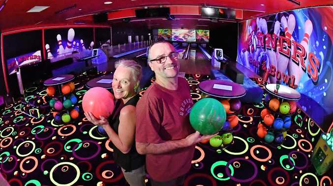 Bowling alley hits strike on renos