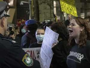 Indigenous academic: Aussie protesters just a 'rent-a-crowd'