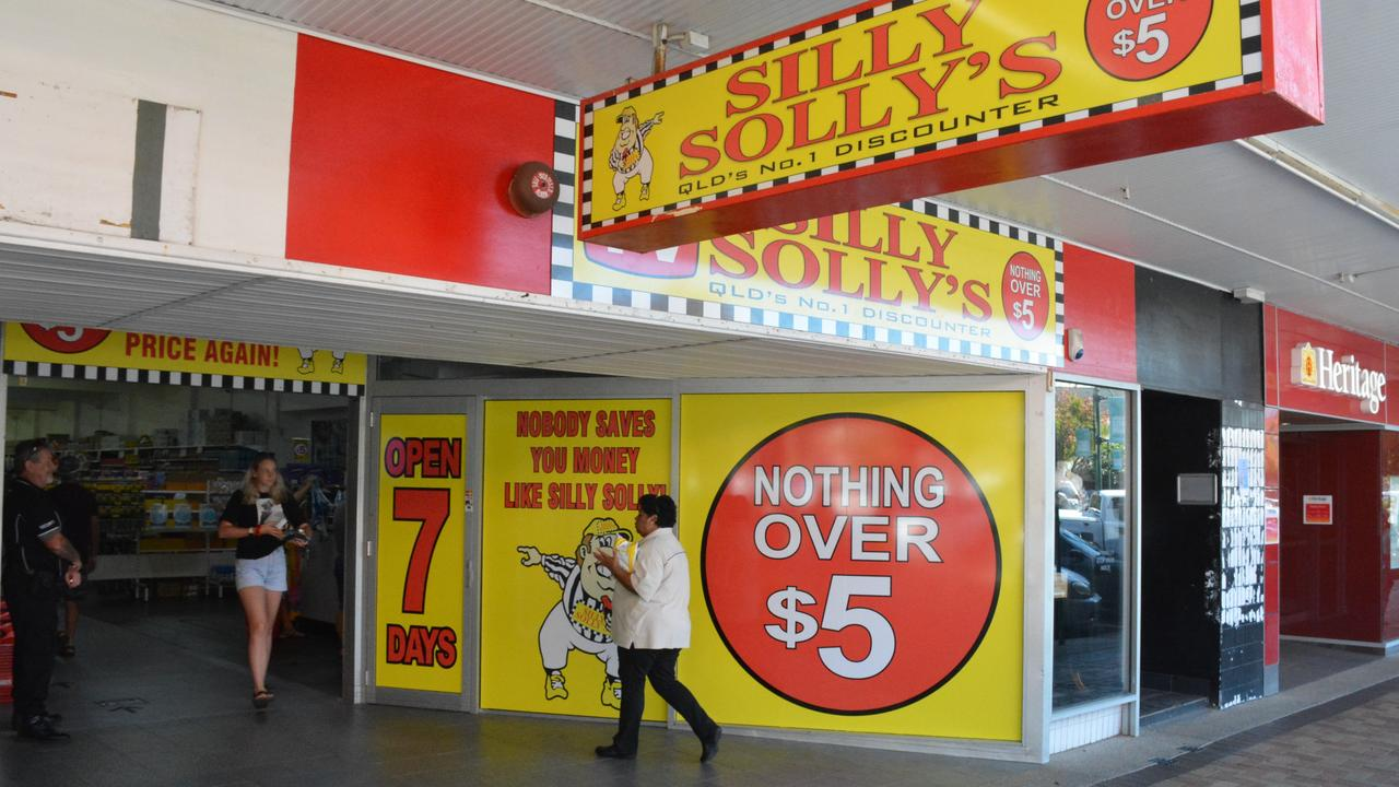 Bundaberg's Silly Solly opening day on April 22. Picture: Chris Burns.
