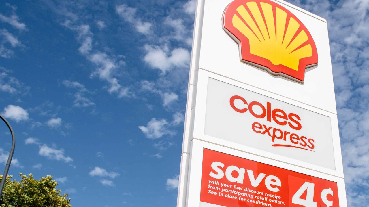 SOLD: Coles Express on Railway St, Gatton has sold. (AAP Image/ Morgan Sette)