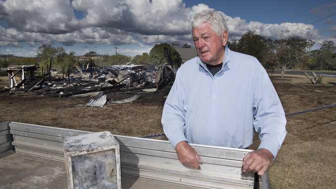 'Beyond repair': Priest describes moment he saw church burn