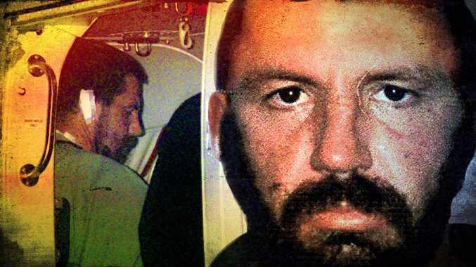 'Snaky little bastard': Inside killer's prison life