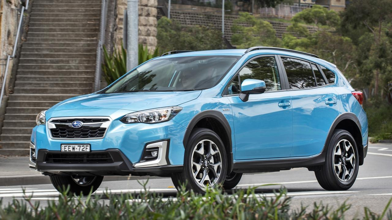 Subaru has finally introduced a hybrid version of its popular XV, but there is one big reason Toyota won't be worried.
