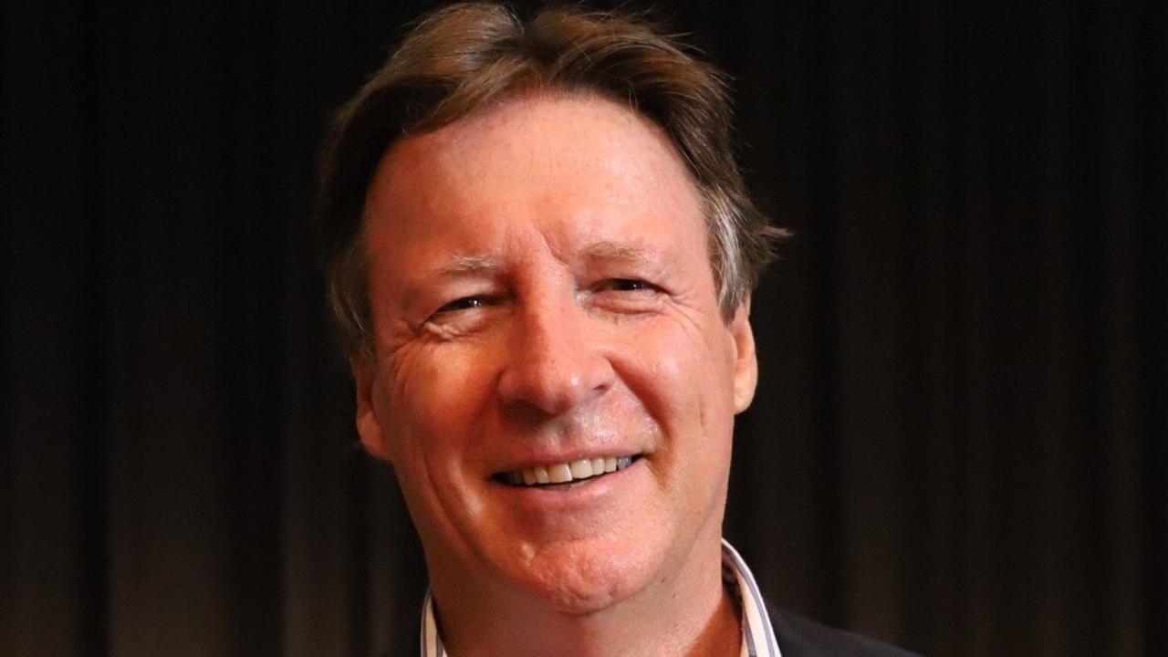 Noosa council candidate Tony Wellington.