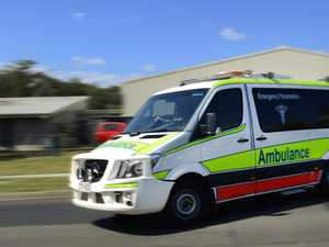 Woman in hospital after two vehicle smash on CQ highway