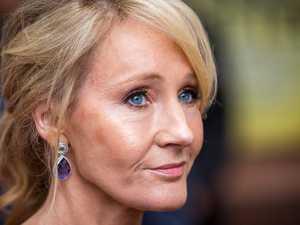 'Shame on you': Fans turn on JK Rowling