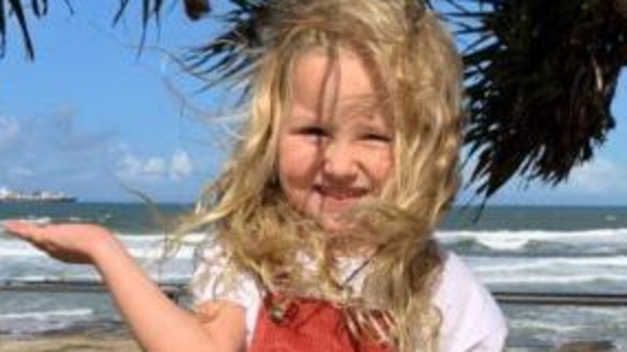 An amber alert has been issued for a girl and a boy. Picture: Queensland Police