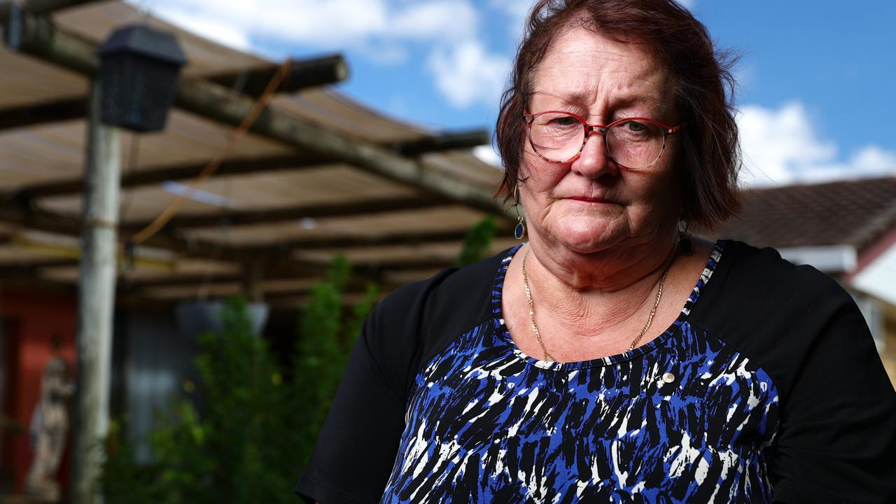 Shell-shocked backpackers stood on the street as firefighters battled to extinguish the Childers Backpackers fire. Then Donna Duncan stepped up.