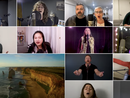A SONG that has become an anthem of hope for people around the world has been reborn in an inspirational Australian project combining more than 300 churches.