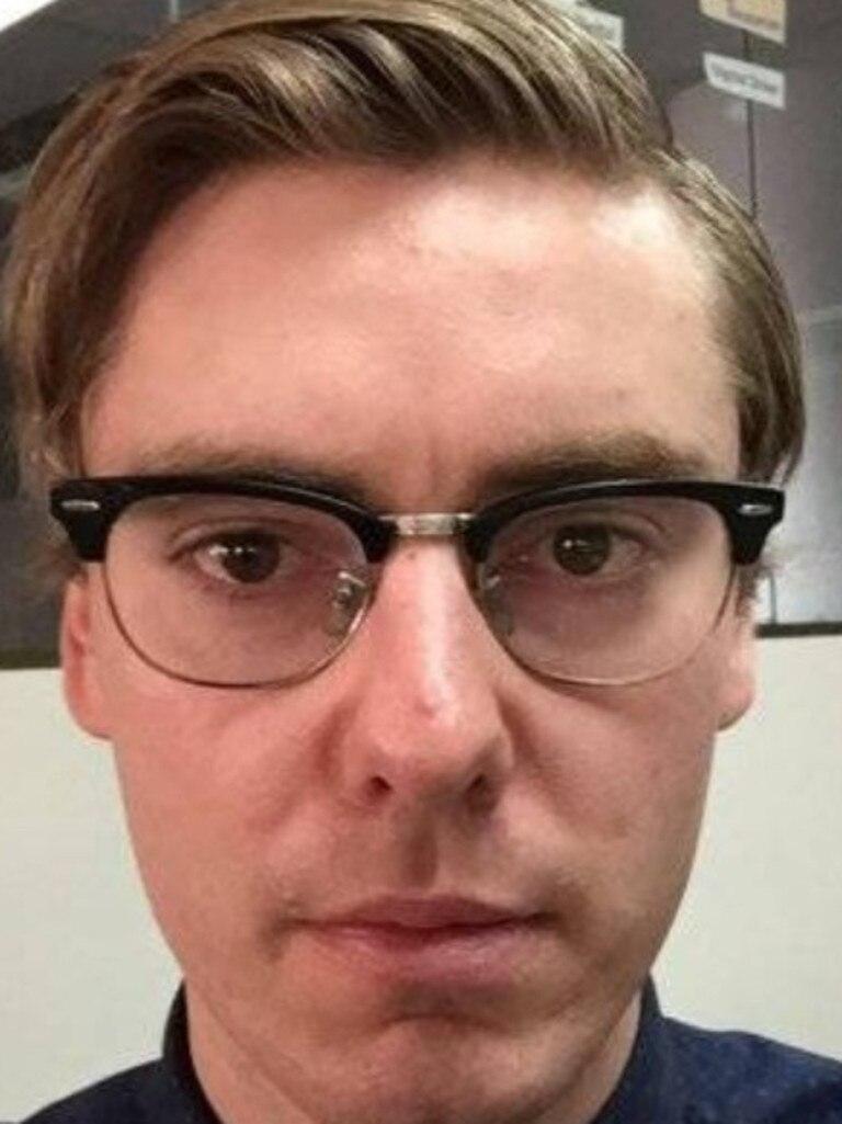 SUSPENDED SENTENCE: Former Canberra journalist James Michael Waugh.