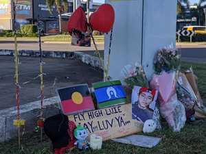 The eerie scene left in aftermath of fatal crash