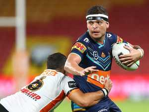 Titans break 364 day drought in brave win