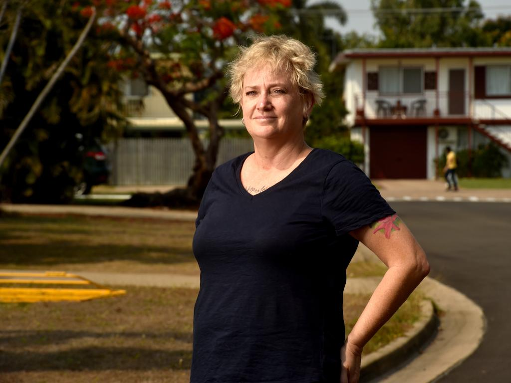 Take Back Townsville and Katter's Australian Party candidate Julianne Wood apologised for her insensitive Facebook post following the deadly crash in Townsville. Picture: Evan Morgan