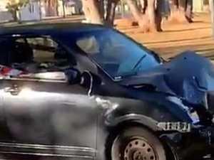 UPDATE: Test results for bizarre pole park crash