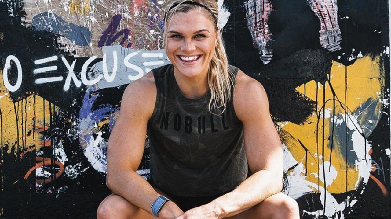 Katrín Davíðsdóttir called CrossFit CEO Greg Glassman out for his comments.