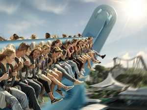 Cash splash to keep Coast theme parks alive