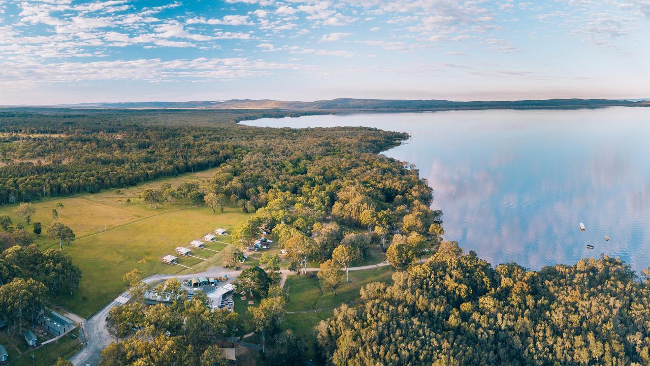 Habitat Noosa Everglades Eco-Camp will reopen on June 19.