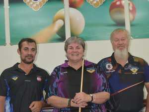 Eight ball club on cue for a season starting date