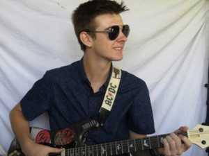 Jandowae teen has eyes set on music competition