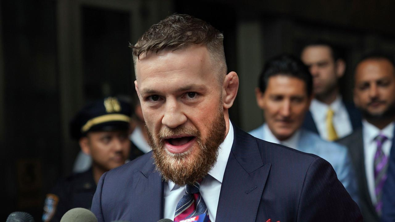 Who really knows what's going on in Conor McGregor's head?