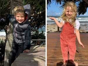 Qld baby safe, two kids still missing