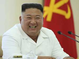 Kim Jong-un resurfaces after death scare