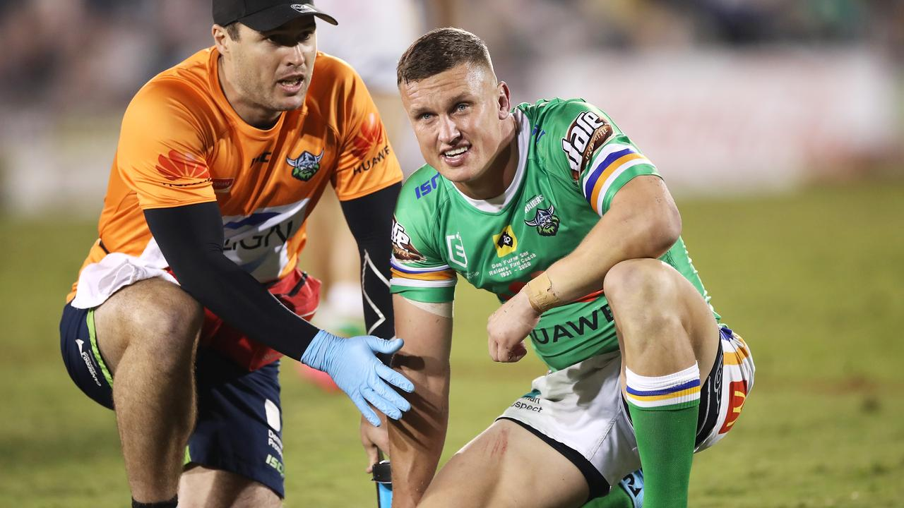 Ricky Stuart believes Jack Wighton is being targeted.