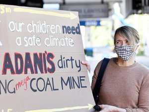 Anti Adani Protest Maroochydore