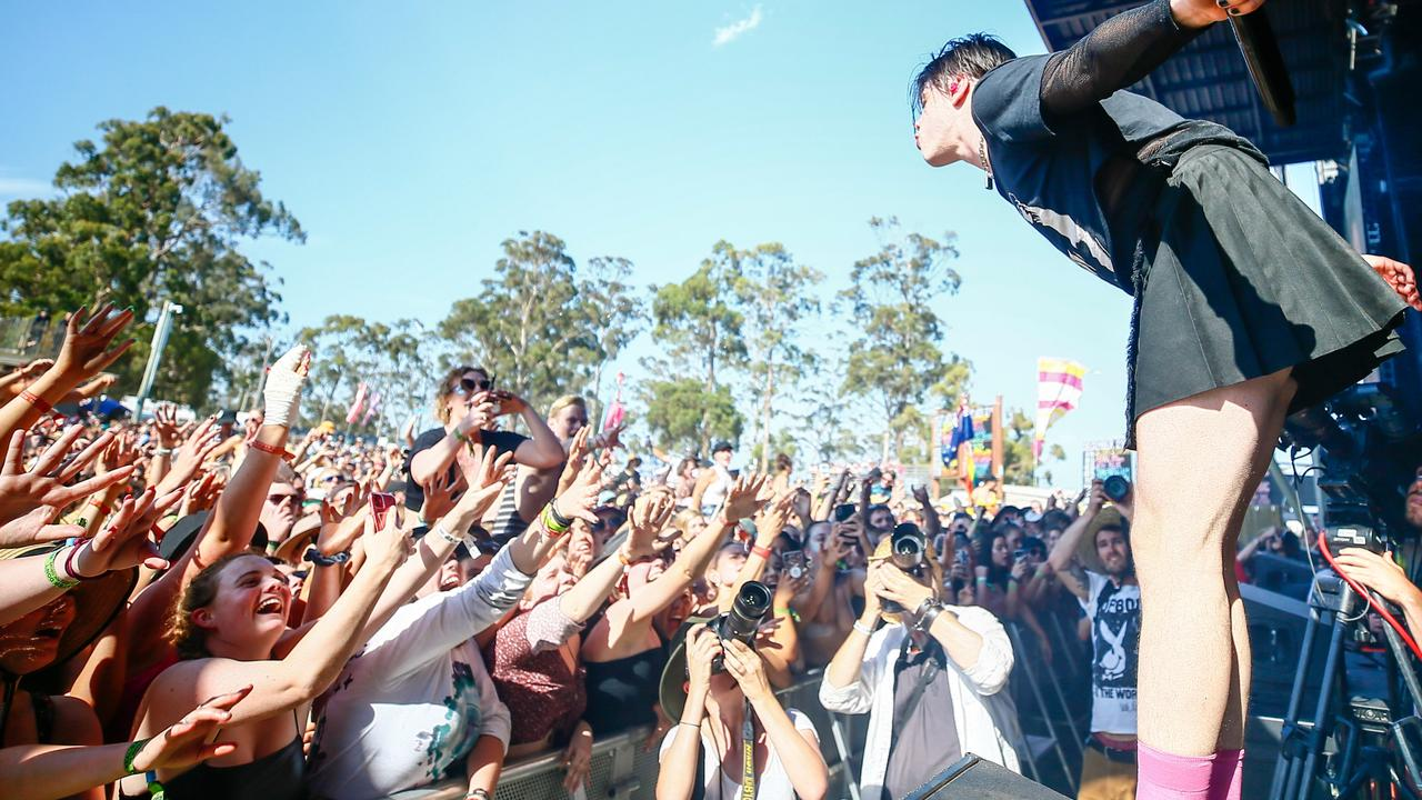 Rival promoters and venues are joining forces to restart the live events industry and build confidence in government and fans about safely returning to sport, concerts, festivals and theatre. Picture: Patrick Gee