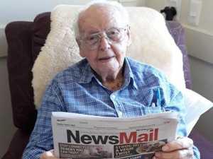 Celebrating 102 years of Herb Woodward