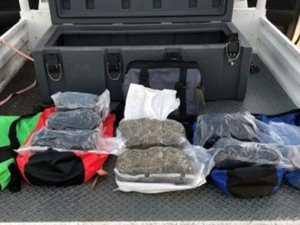 Inside mining town drug busts: Meth, weapons, $90,000 cash