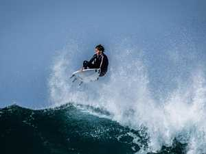 Tweed Coast pro surfer shares secrets to success at just 16