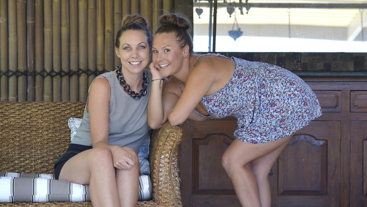 Kelly Ramsay (right) and Chloe James made a splash in My Kitchen Rules with their scathing criticisms and brilliant culinary skills.
