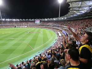 Fans could be at AFL games this weekend