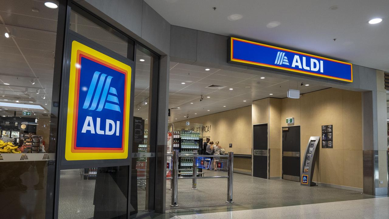 Aldi is selling a bargain piece of gym equipment. Picture: AAP/Image Matthew Vasilescu.