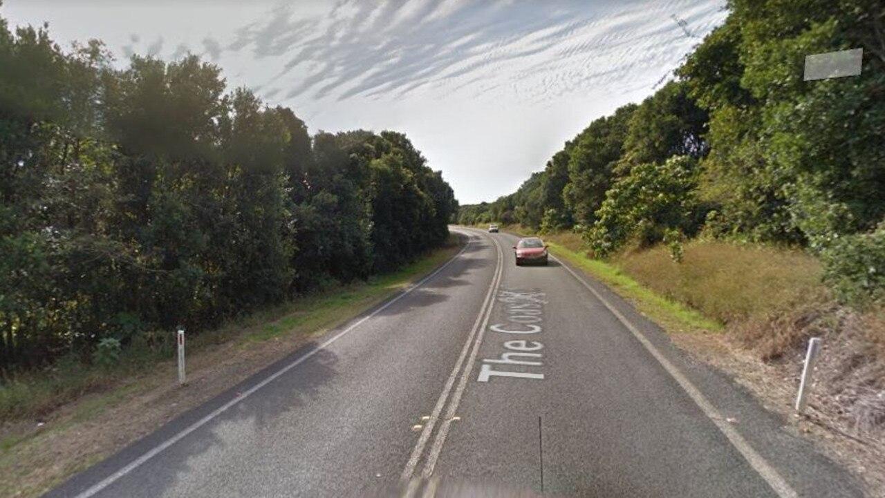 The Coast Road, Lennox Head. Picture: Google Maps