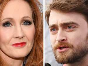 Radcliffe's bold move against Rowling