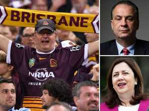 NRL's plan for crowd comeback... with a twist