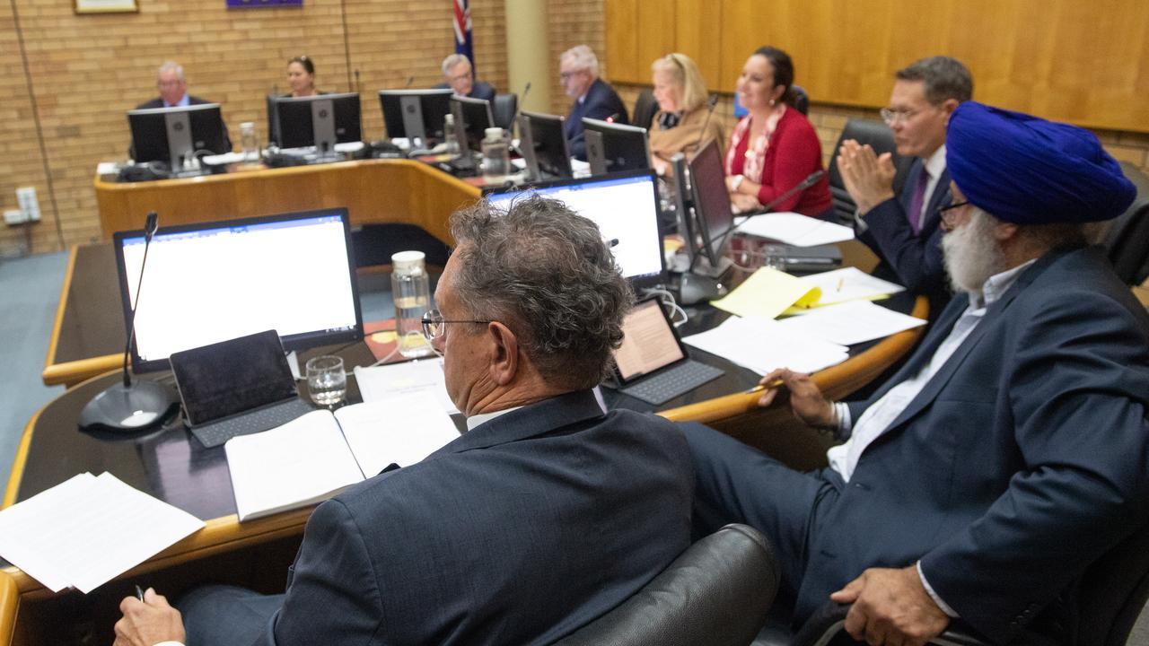 Coffs Harbour City Councillors.