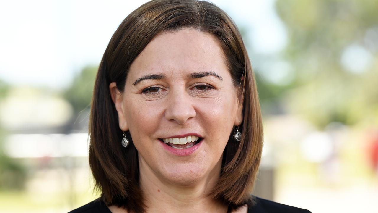 SAVINGS: LNP Leader Deb Frecklington is promising annual savings of $300 on regional Queenslander's power bills under an LNP government.