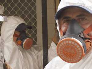 Asbestos traces at council facility labelled low risk