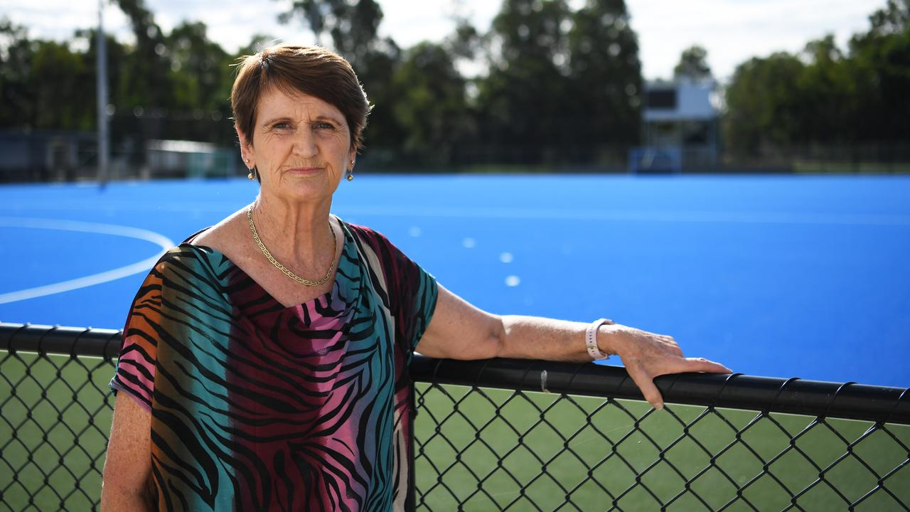 "RHA president Barb Knowles: ""So much happened in 2019 for Rockhampton Hockey. I thought we had a spectacular year."" Picture: Allan Reinikka"