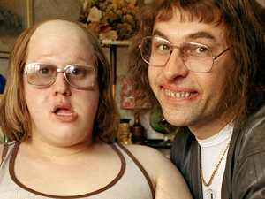 Little Britain pulled over blackface skits