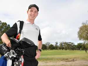 Golfer finds silver linings to interrupted freshman season