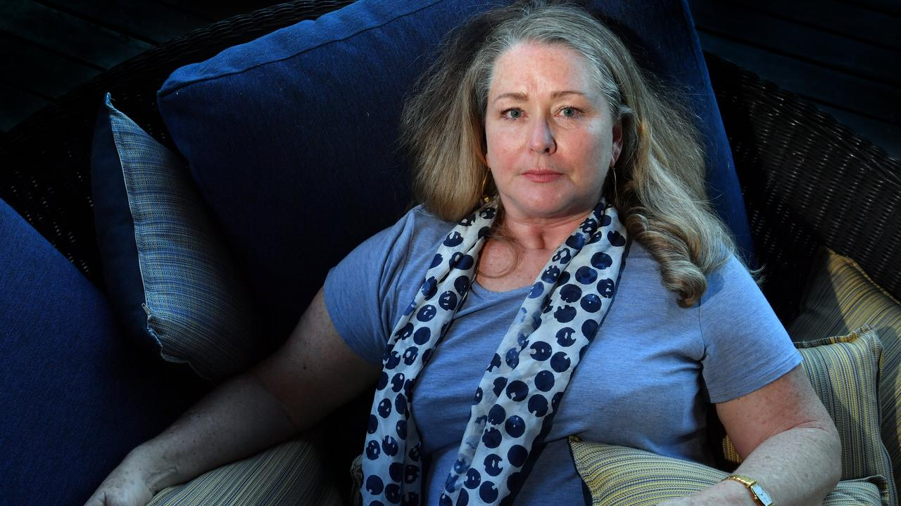 Fiona Jacobs is campaigning for voluntary assisted dying. Picture: John McCutcheon